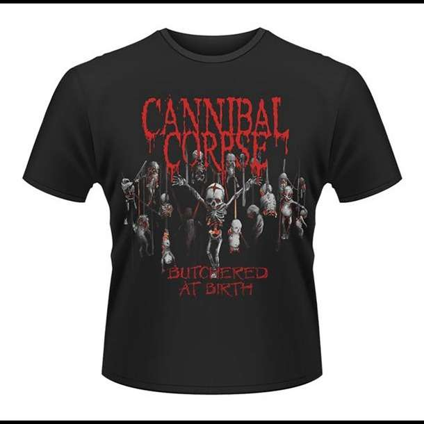 CANNIBAL CORPSE Butchered At Birth 2015