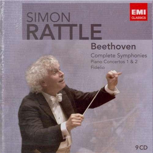 Symphonies Piano Concertos Fidelio Rattle Vienna P O
