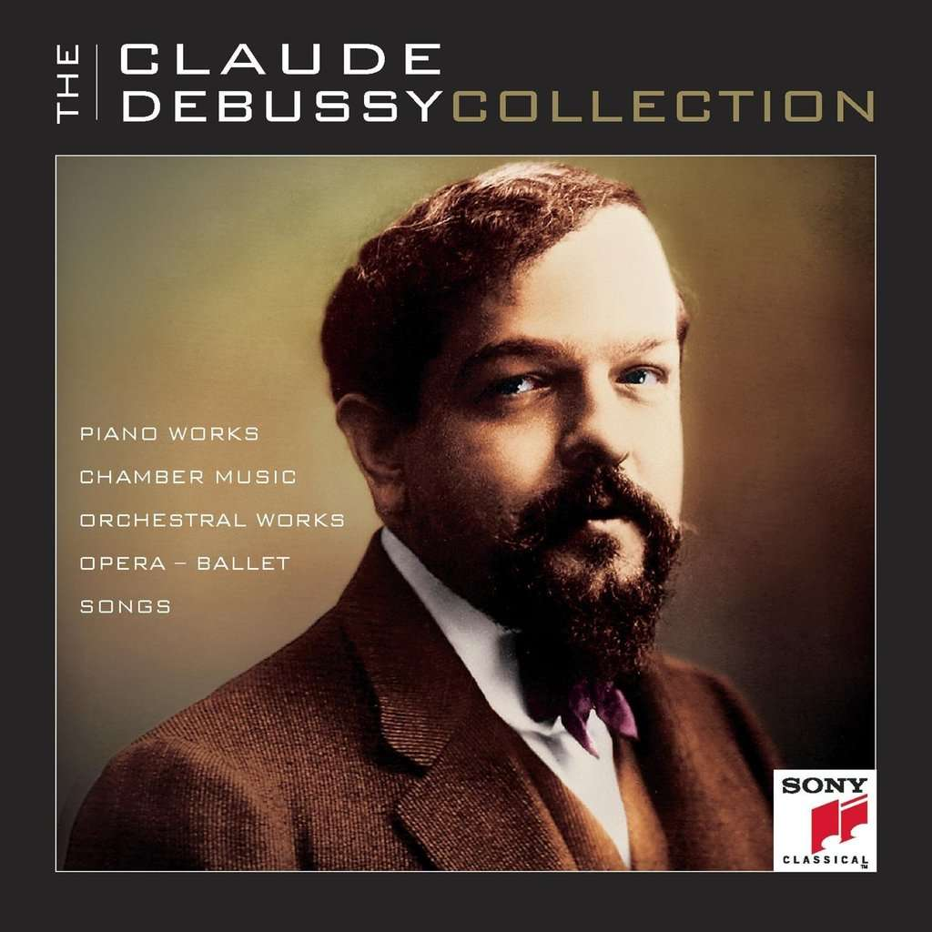 The Claude Debussy Collection Various Artists By Debussy