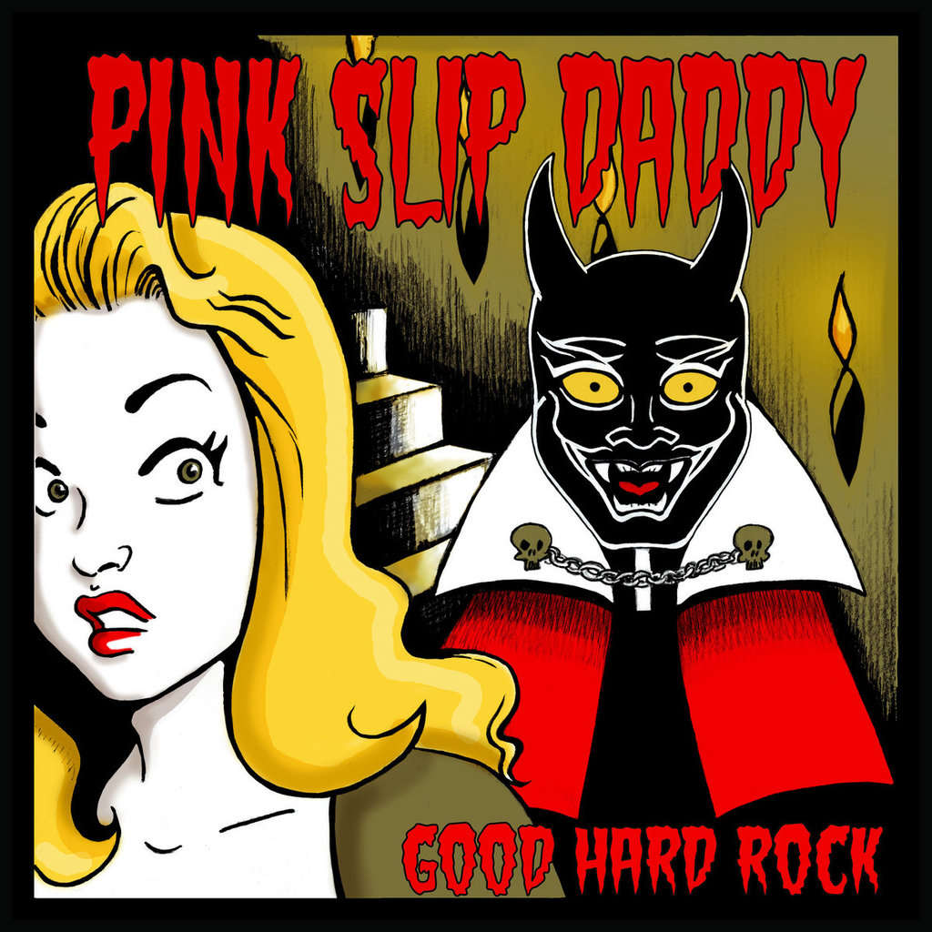 Kizmiaz rds : pink slip daddy Good hard rock - 7inch SP