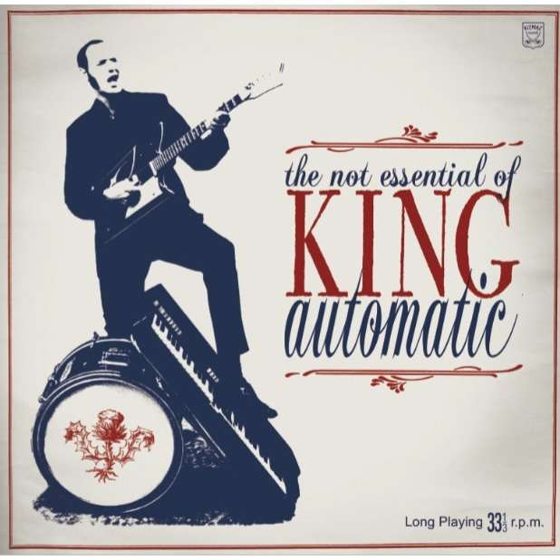 Kizmiaz rds : king automatic the not essential - CD