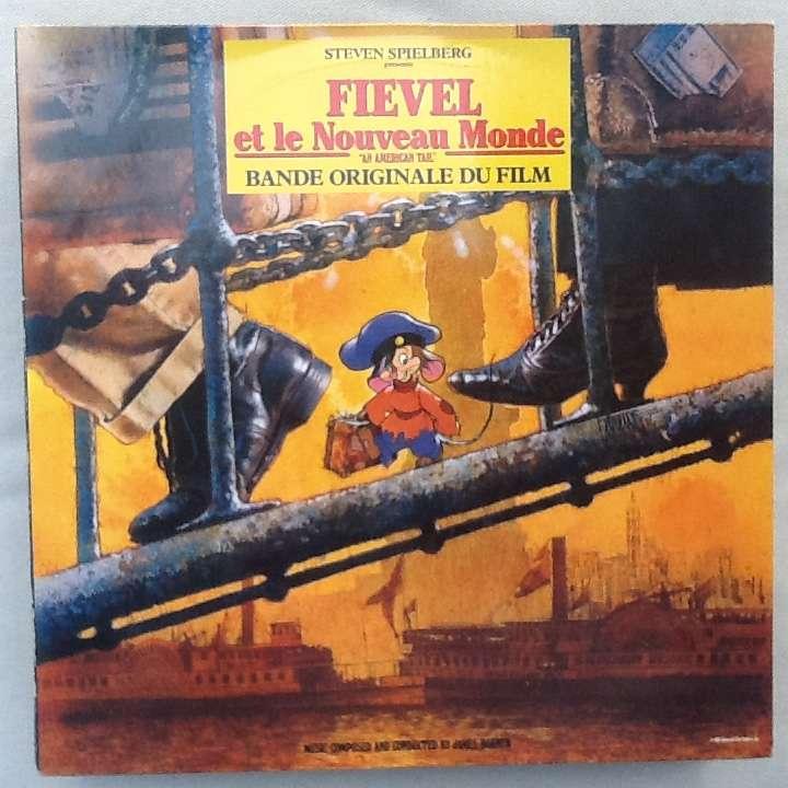 JAMES HORNER Fievel et le nouveau monde