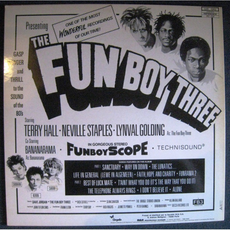 the fun boy three the fun boy three
