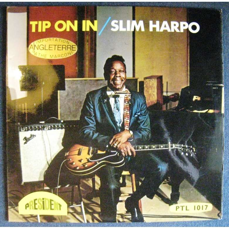 slim harpo tip on in