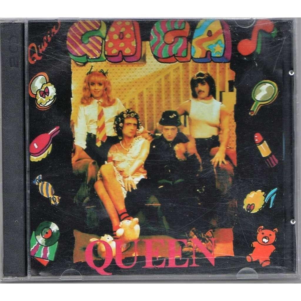 The Queen Gaga (National Exhibition Canter, Birmingham England 01.09.1984)
