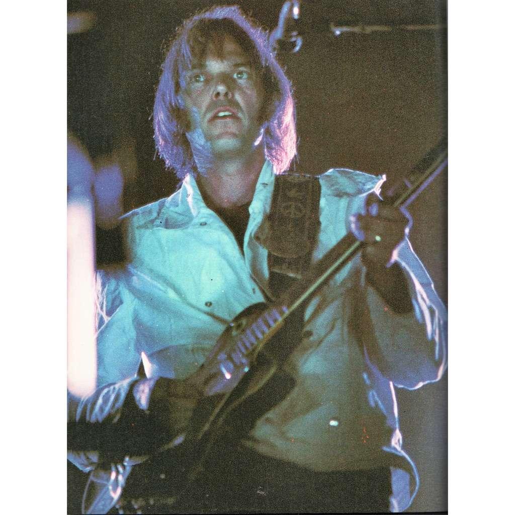 Neil Young Mucchio Selvaggio (N.84 Jan. 1985) (Italian 1985 music magazine!!)