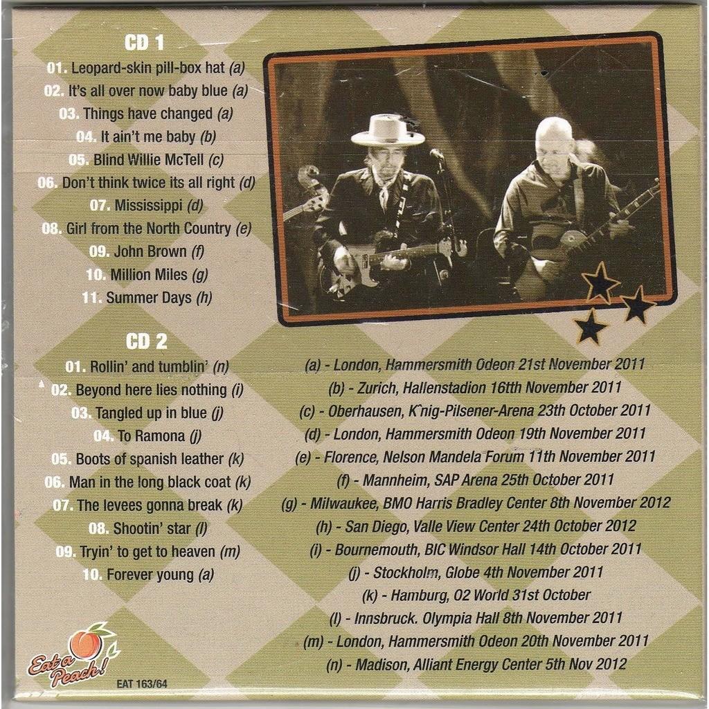 Bob Dylan / Dire Straits / Mark Knopfler Hand In Hand (Live 2011-2012)