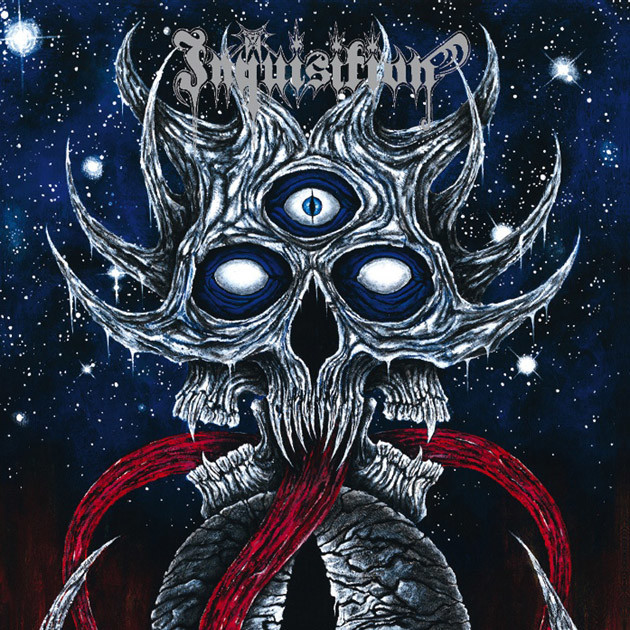 Inquisition Ominous Doctrines Of The Perpetual Macrocosm