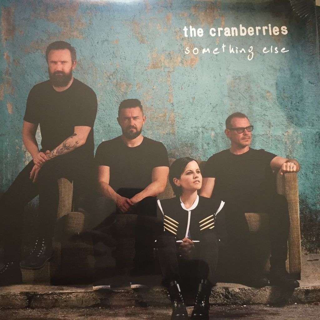 Something Else By The Cranberries Lp X 2 With Jdisseen