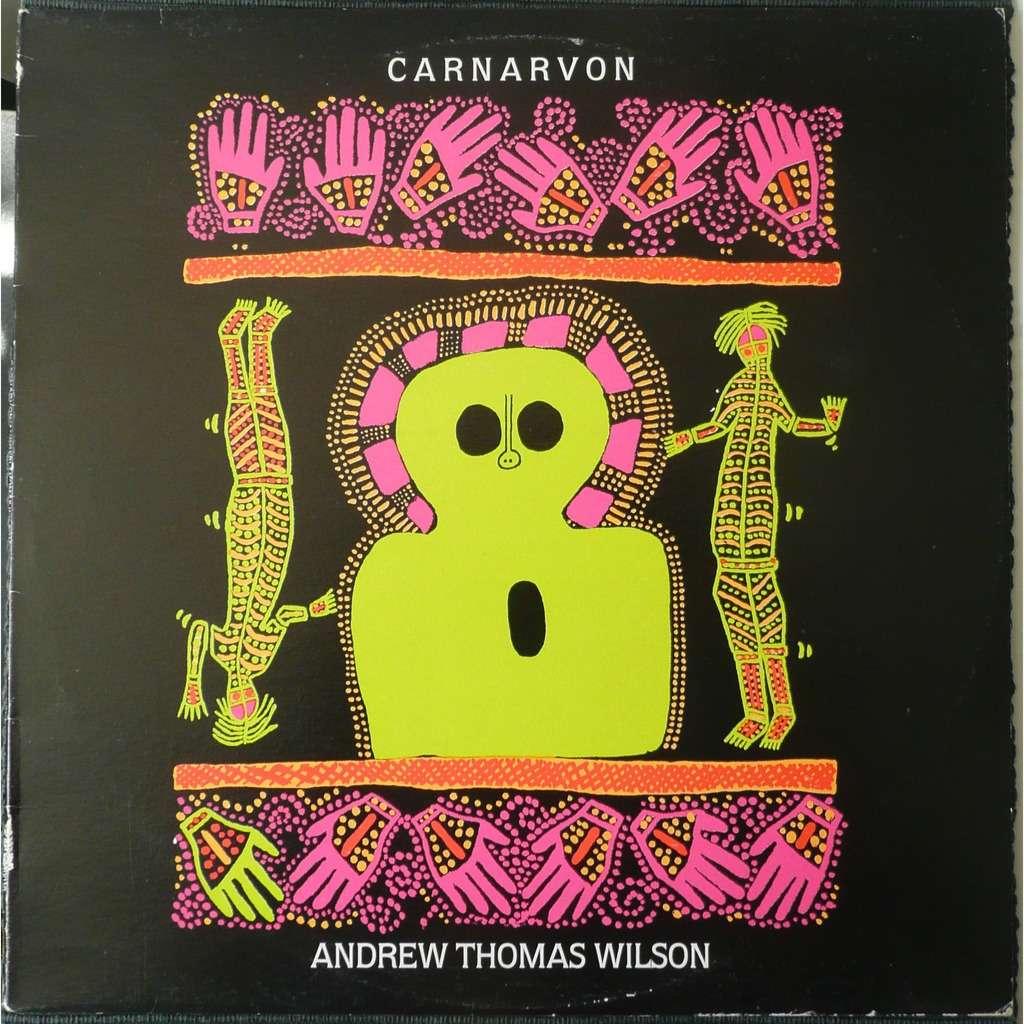 Andrew Thomas Wilson Carnarvon