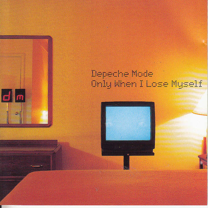 depeche mode only when i lose myself / surrender / headstar