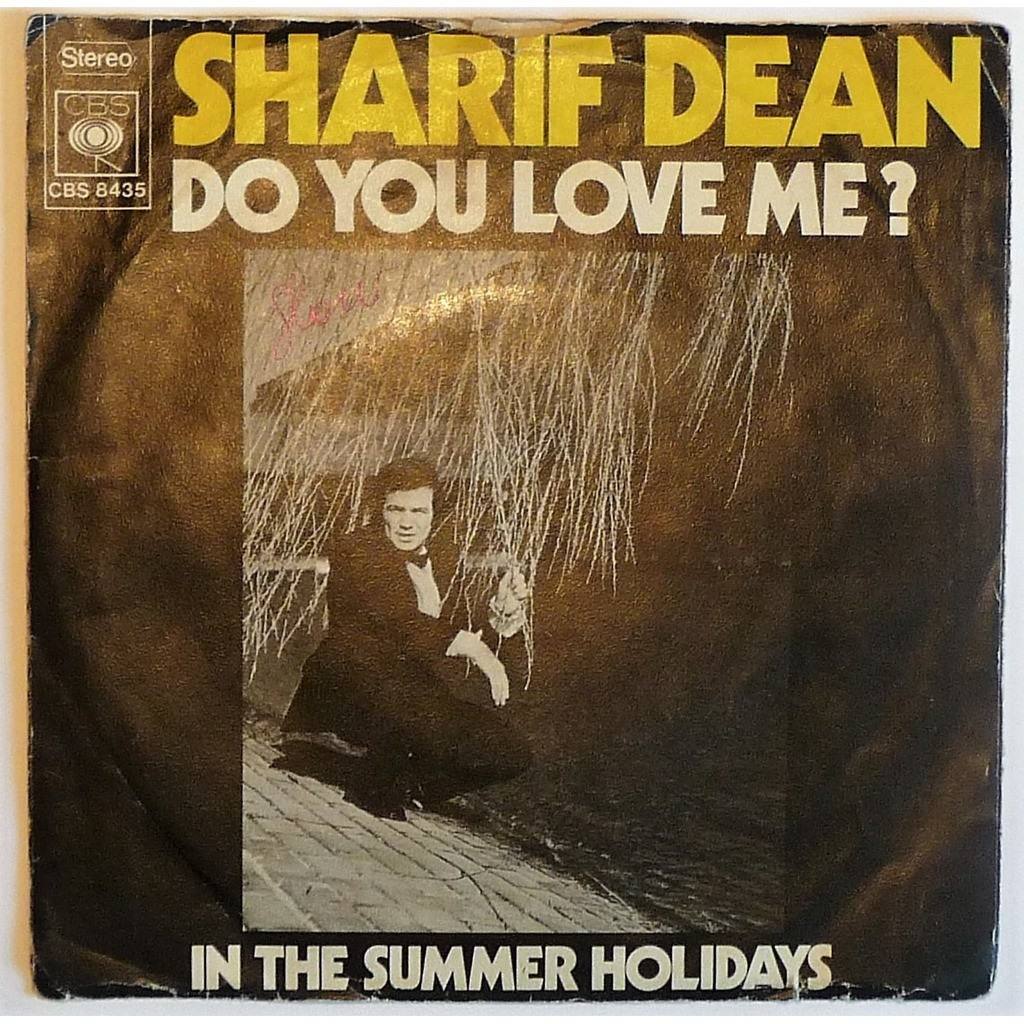 Do you love me ? by Sharif Dean, SP with cruisexruffalo