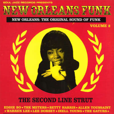New Orleans Funk The Original Sound Of Funk Volume 2
