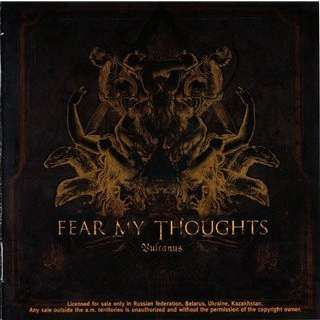 Fear My Thoughts Vulcanus