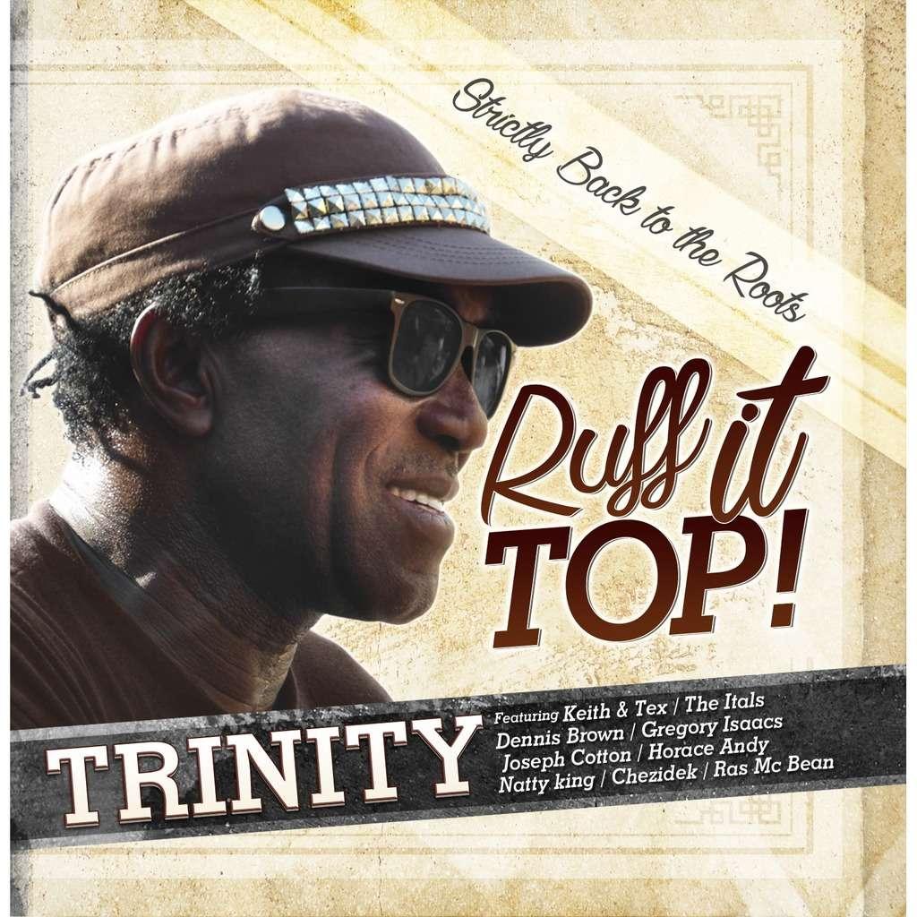 TRINITY RUFF IT TOP !