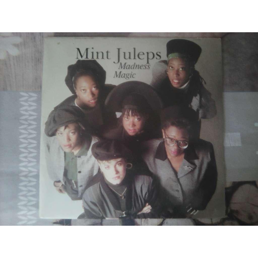 Mint Juleps - Madness Magic / She Wouldn't Leave Mint Juleps - Madness Magic / She Wouldn't Leave