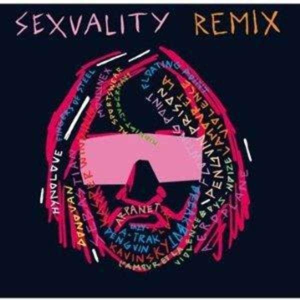 Sebastien Tellier Sexuality -Remix- (1000 ex )
