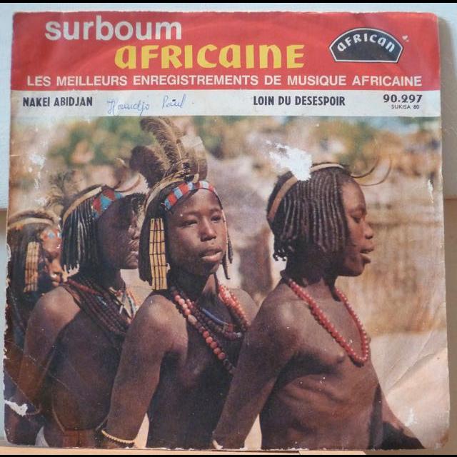 ORCHESTRE AFRICAN FIESTA Nakei Abidjan / Loin du dŽsespoir
