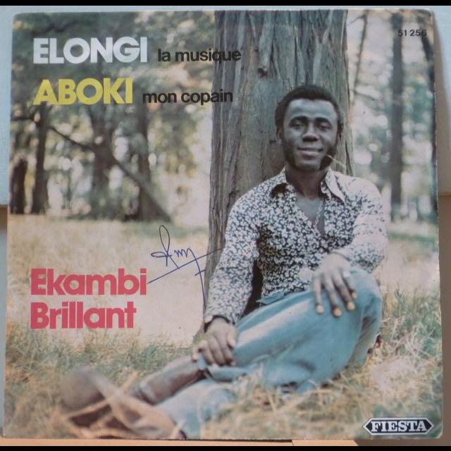 BRILLANT , Ekambi Elongi/Aboki