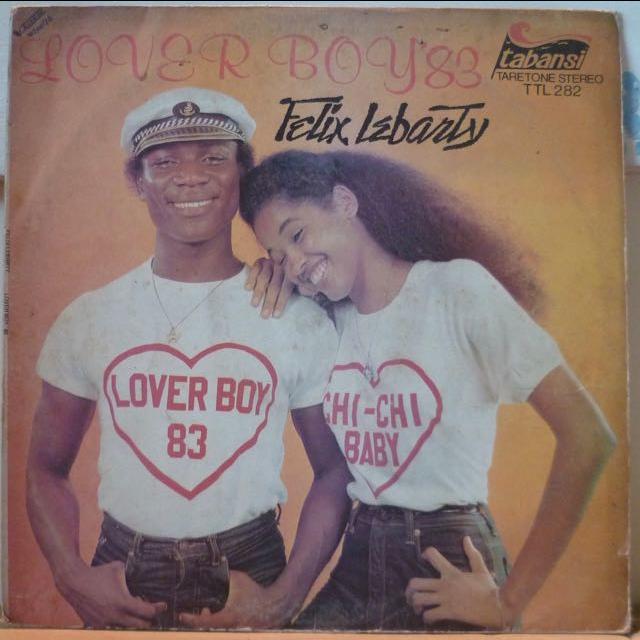 Felix Lebarty Lover Boy Bobo