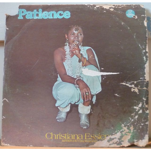 CHRISTIANA ESSIEN Patience