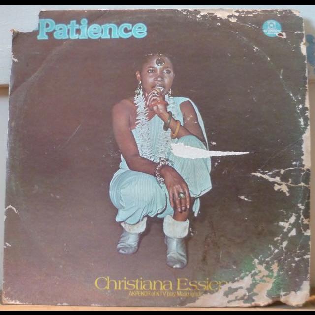 CHRISTIANA ESSIEN Patience