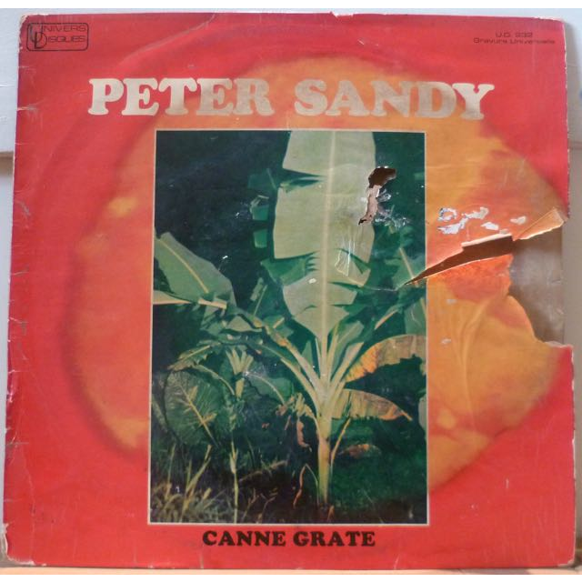 PETER SANDY Canne grate
