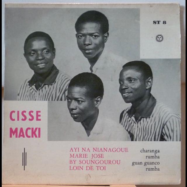 CISSE MACKI Ayi na nianagoue / Marie Jose / By soungourou / Loin de toi