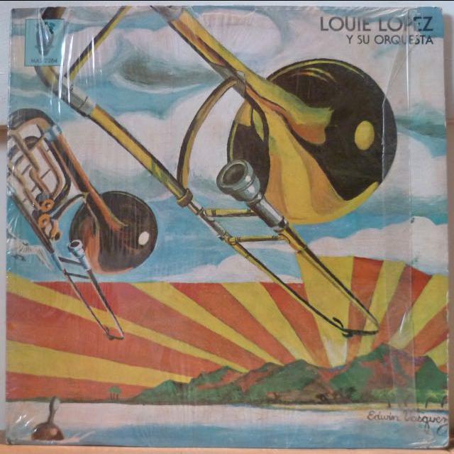 LOUIE LOPEZ Y SU ORQUESTA S/T - Prestamista