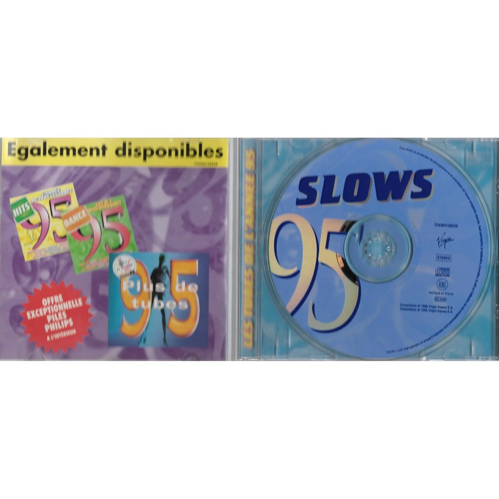 COMPILATION SLOWS 95 LES TUBES LES PLUS LOVE