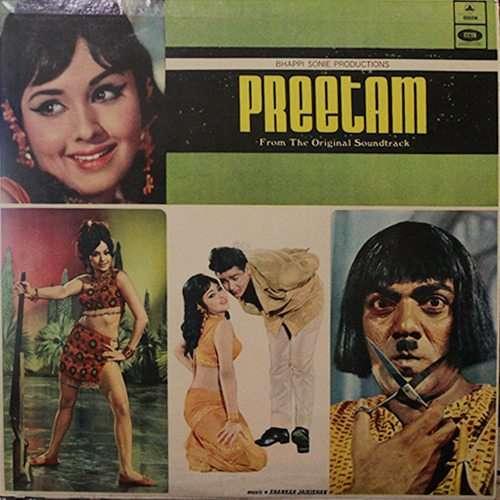 Shankar Jaikishan, Rajinder Krishan,Hasrat Jaipuri Preetam