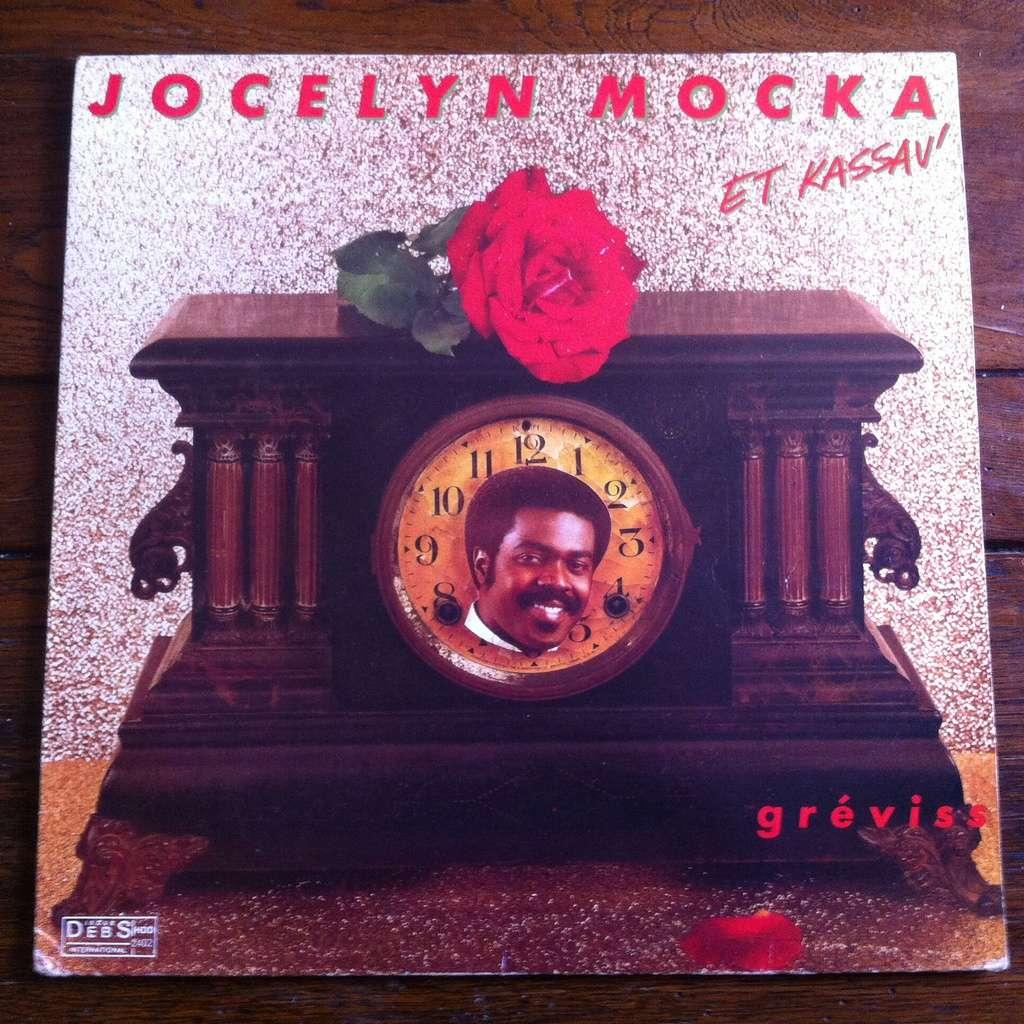 Gréviss de Jocelyn Mocka Et Kassav', 33T chez jorge27 - Ref:118796917