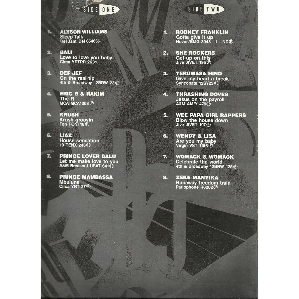 V./A. PREVIEWS - FEBRUARY 89
