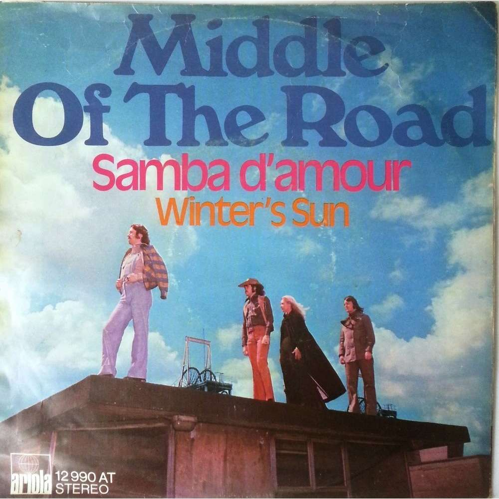 Middle Of The Road Samba D'Amour
