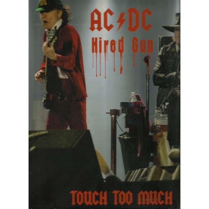 acdc hired gun riff raff