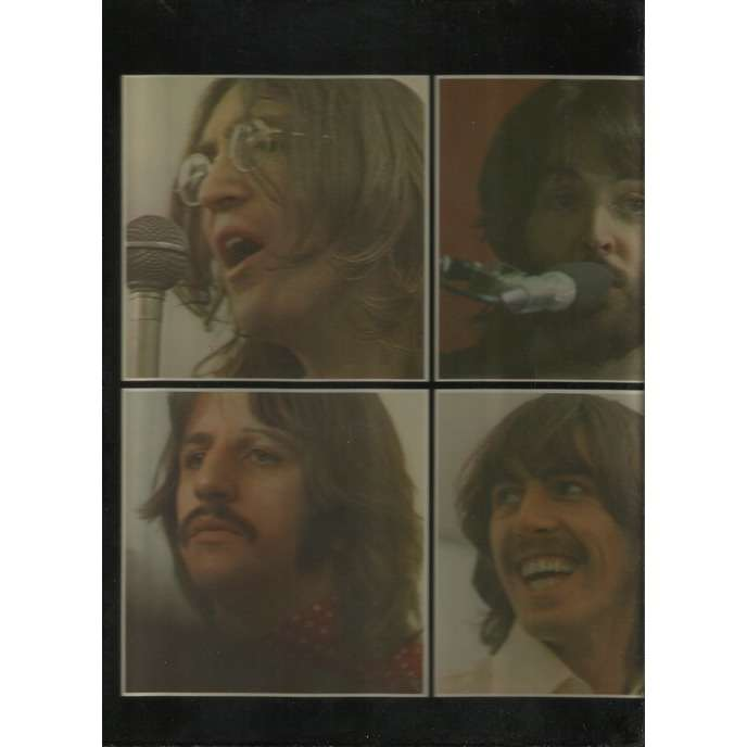 beatles let it be boxset
