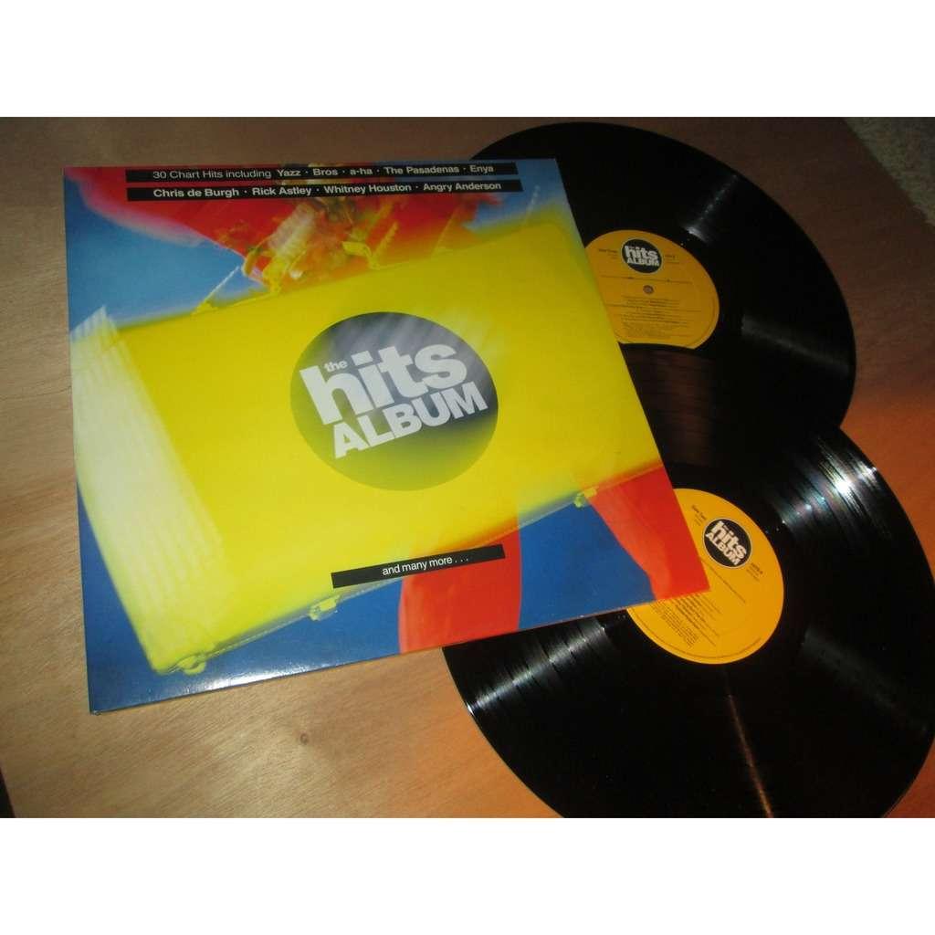 VARIOUS / YAZZ / A-HA / PRINCE / BANGLES & 30 chart hits - the hits album