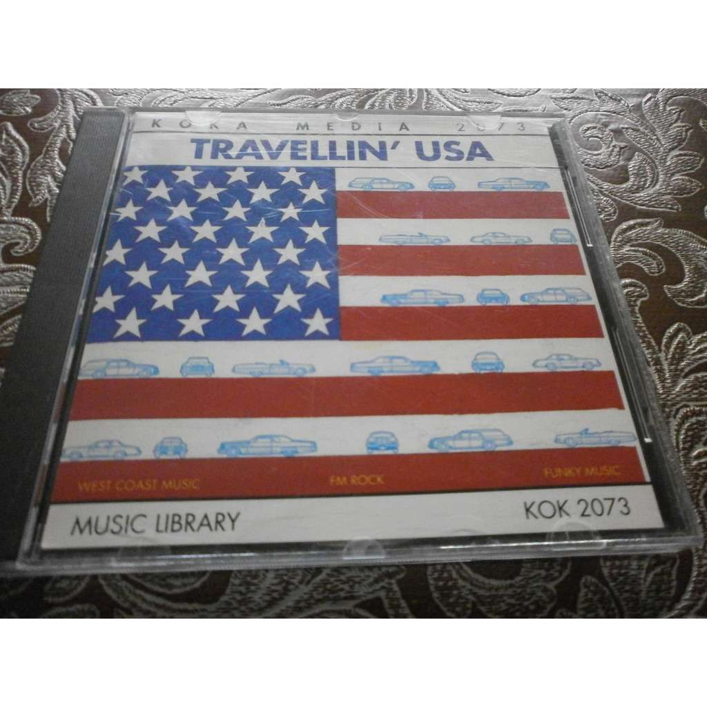 various artists travellin' usa
