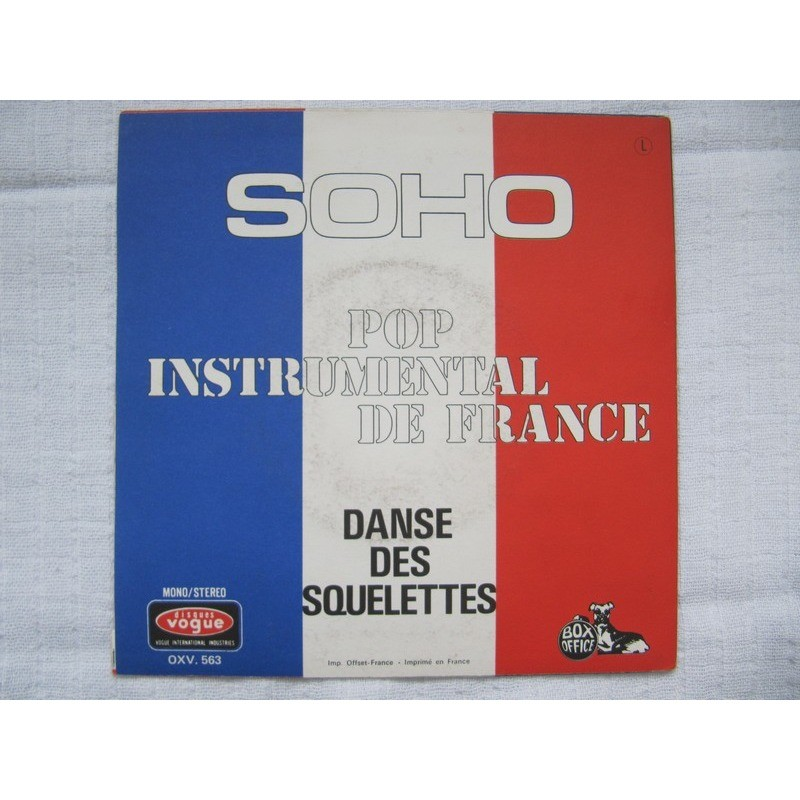 Pop Instrumental De France Soho / Danse Des Squelettes
