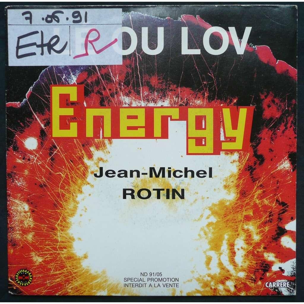 Energy / Jean-Michel Rotin Lé Ou Lov