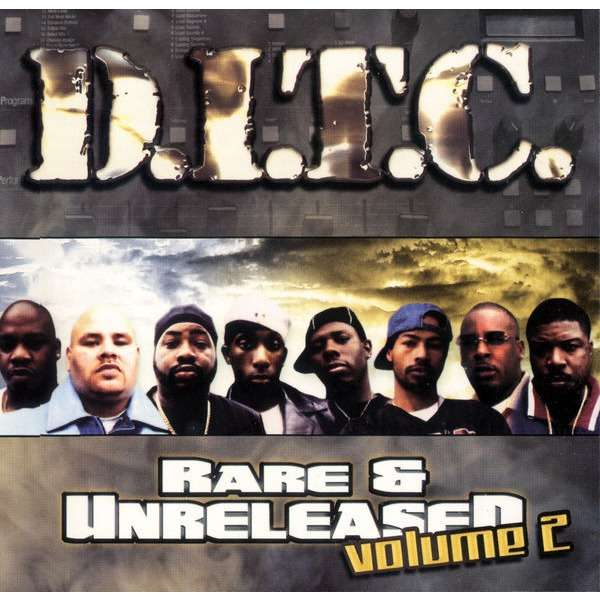 D.I.T.C. ‎ / DITC Rare & Unreleased Volume 2