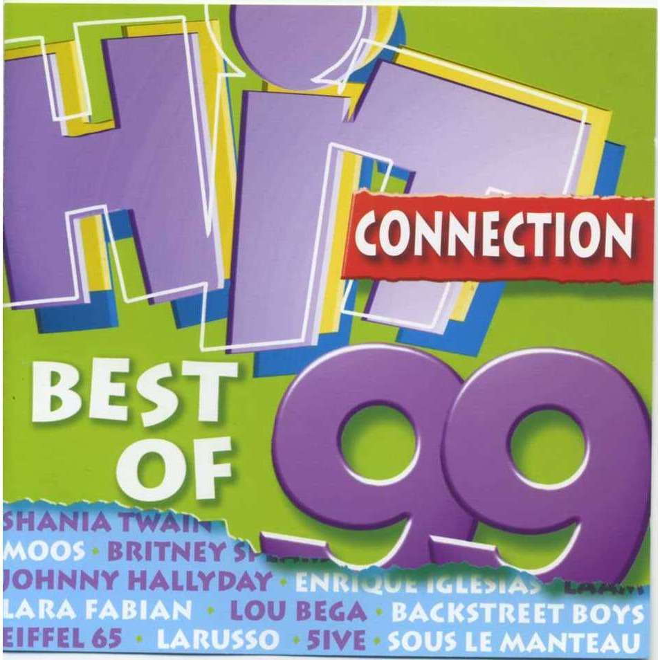 Lara Fabian / Johnny Hallyday / David Hallyday ... HIT CONNECTION BEST OF 99