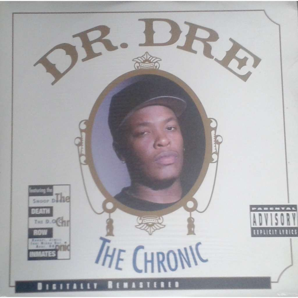 DR. DRE the Chronic !REISSUE!