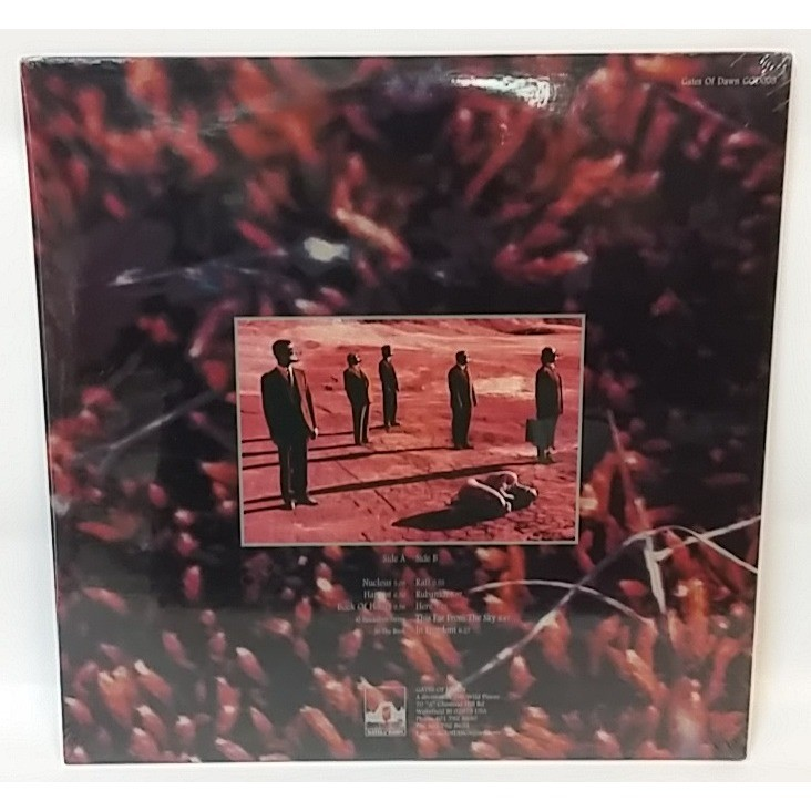 ANEKDOTEN NUCLEUS-Album black vinyl & getefold sleeve-Original-1996-US