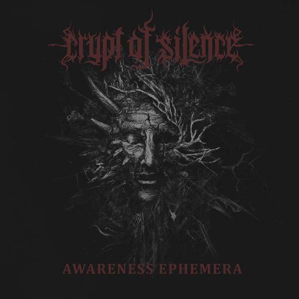 CRYPT OF SILENCE Awareness Ephemera