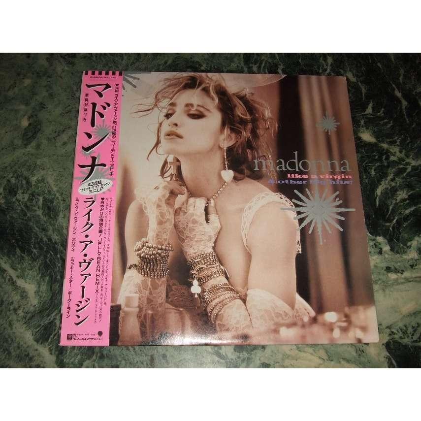 Madonna Like A Virgin & Other Big Hits!