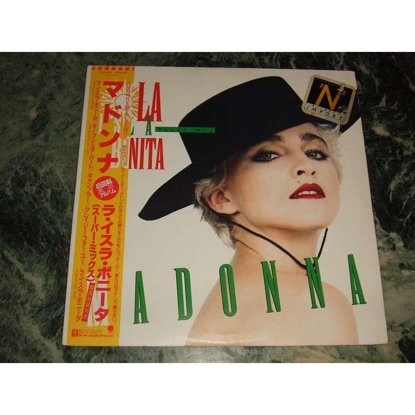 Madonna La Isla Bonita - Super Mix