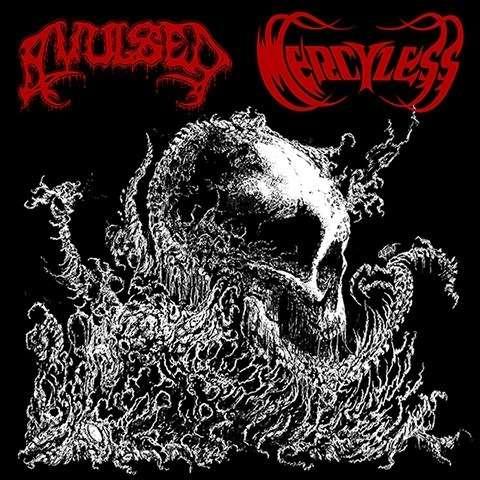 AVULSED / MERCYLESS Split EP