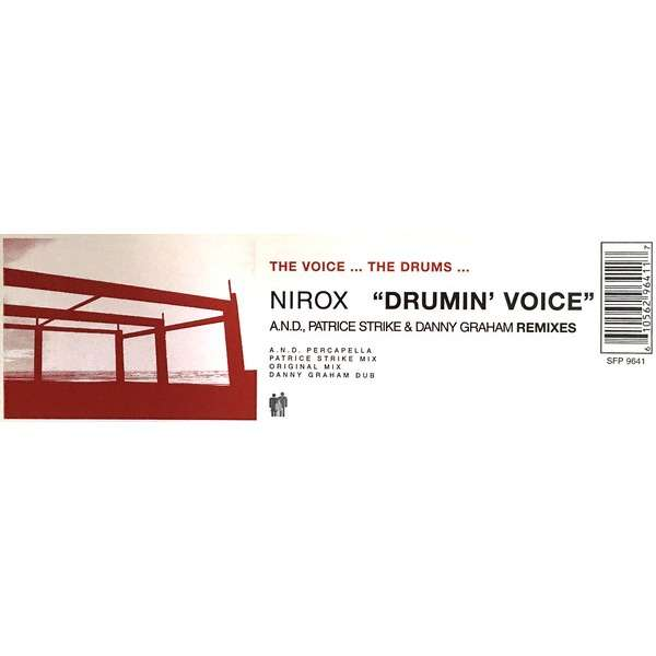 NIROX DRUMIN' VOICE