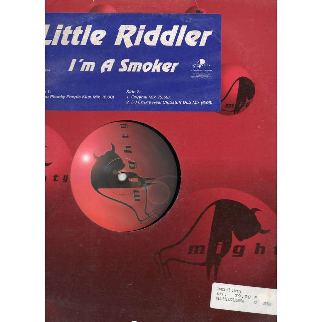 Little Riddler I'm A Smoker